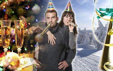 Silvestr a nový rok 2016 v srdci Vysočiny pro 2 osoby na 3, 4 nebo 6 dní v hotelu Medlov***. Oslavte s námi příchod Nového roku!A užít si můžete i silvestrovský raut, program pro děti i dospělé, horký nápoj a dezert i speciální Novoroční snídani!