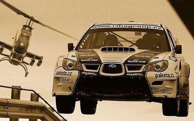 VIP vstupenka na adrenalinovou Rally Show