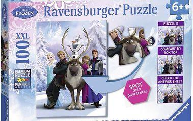 Ravensburger Ledové království 100d XXL