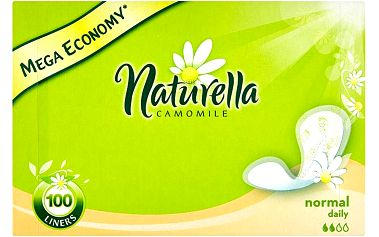 Naturella Camomile Normal daily intimky 100 ks/bal.