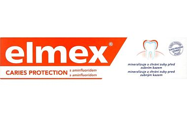 elmex Caries Protection Pasta s aminfluoridem 75 ml