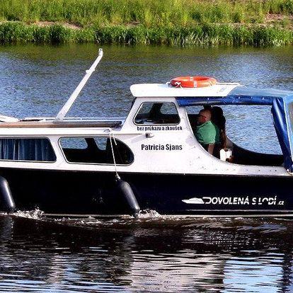 Kapitánem vlastní lodi na zkoušku
