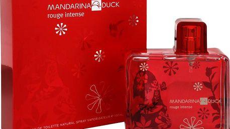 Mandarina Duck Rouge Intense - toaletní voda s rozprašovačem 100 ml