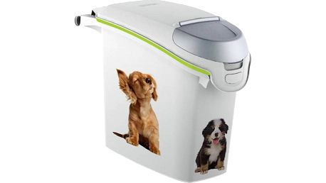 Box na krmivo Curver kontejner na 6 kg suchého krmiva pro psy