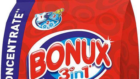 Bonux Active Fresh prášek 20 praní 1,5 kg