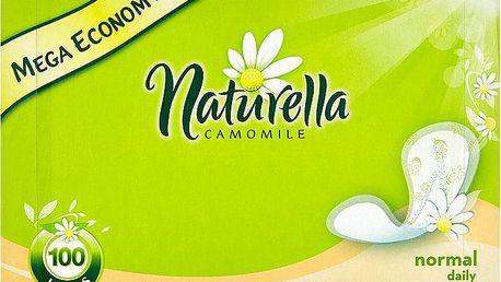 Naturella Camomile Normal daily intimky 100 ks/bal.