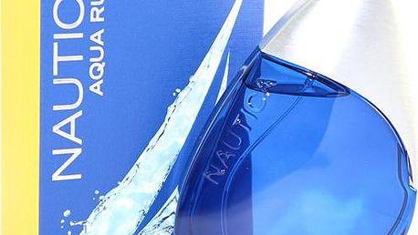 Nautica Aqua Rush - toaletní voda s rozprašovačem 100 ml