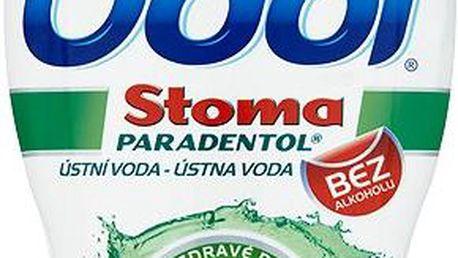 Odol Stoma Paradentol Ústní voda pro zdravé dásně 500ml