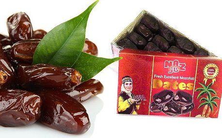 Až 3 kg íránských čerstvých datlí lahodné chuti