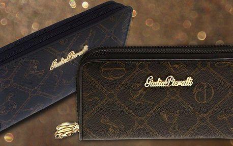 Dámské peněženky Giulia Pieralli z Itálie