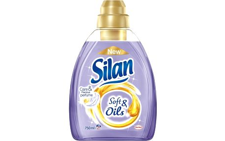 Silan Soft&Oils Purple aviváž 750 ml