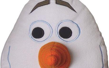 CTI Polštářek Olaf Ledové království Frozen, 40 cm