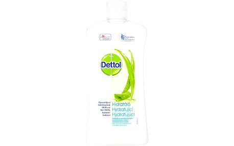 Dettol Hydratující antibakteriální mýdlo náplň 500 ml