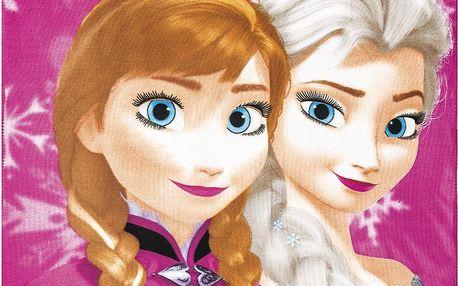 Jerry Fabrics Dětská deka Ledové království Frozen, 120 x 150 cm