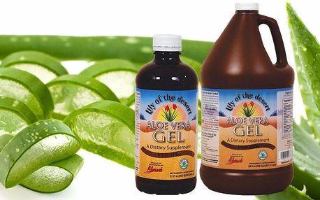 Aloe vera gel Inner fillet s AloesorbTM