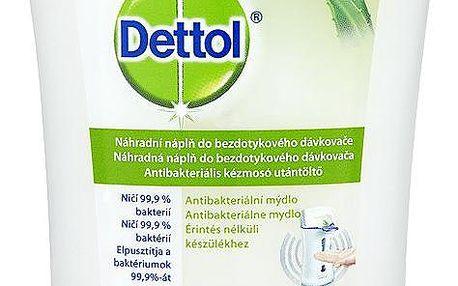 Dettol Náhradní náplň do bezdotykového dávkovače antibakteriální mýdlo s aloe vera 250 ml