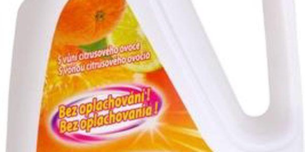 Pulirapid Casa univerzální čistič se čpavkem Citrusové Ovoce 1500 ml