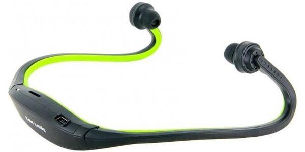 Sportovní MP3 přehrávač na microSD až 8GB - dodání do 2 dnů
