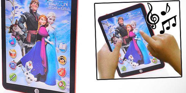 Dětský tablet - Frozen