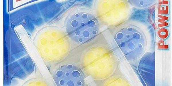Bref Power Aktiv Lemon WC blok 3 x 50 g
