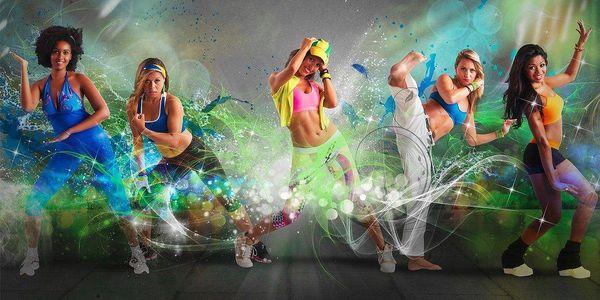 """5 lekcí do tanečního studia - """"Tančit může každý"""""""