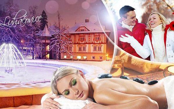 Luhačovice! Romantický pobyt pro dva na 3-6 dní, včetně krabice lázeňských oplatků a slevy na wellness a nákupy!