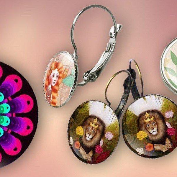 Ručně vyráběné šperky