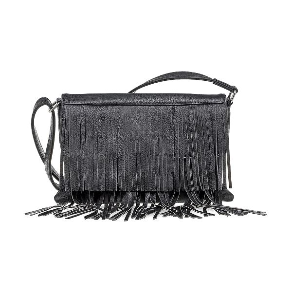 Tamaris Elegantní crossbody kabelka Dakota Crossover Bag Black 1484142-001