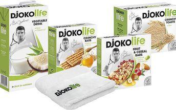 DJOKOLife DJOKOLife Dárkový set + originální ručník