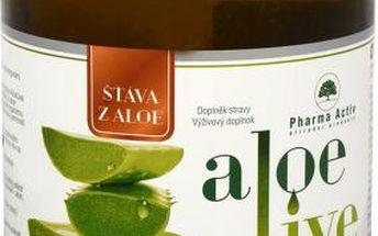 Pharma Activ AloeLive s dužinou 1000 ml