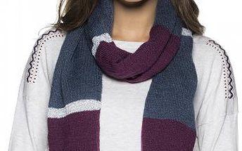 Roxy Šála Long Stripes Multi ERJAA03024-MUL
