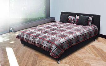 Čalouněná postel Merci (180x200 cm)