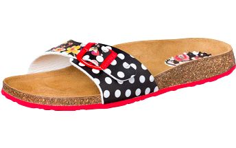Desigual Dámské pantofle Mojito Negro 52HS5A7 2000 37
