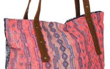 Roxy Oboustranná taška Trip Out Dark Denim ERJBT03001-BRQ0