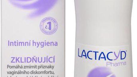 Omega Pharma Lactacyd Pharma Zklidňující 250 ml + Libenar pro děti - nosní roztok 3 x 5 ml ZDARMA