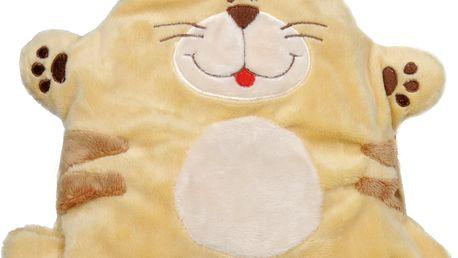 Pecičky Cherry Belly Baby - nahřívací plyšová hračka Kočička