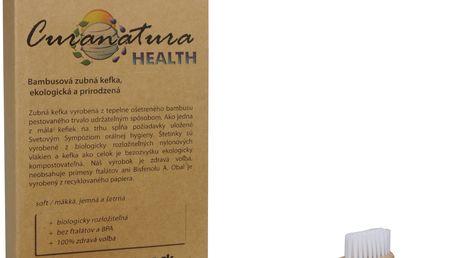 Ostatní Zdravý zubní kartáček Curanatura 12 ks Health - zdravá volba