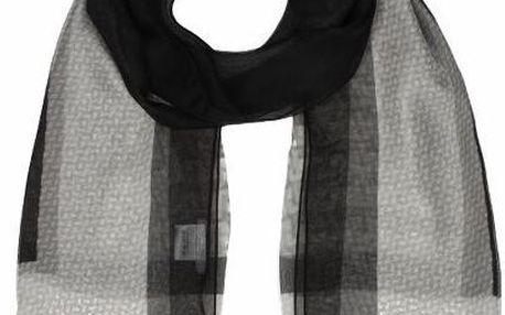 Invuu London Dámský šátek Black 13S0740-1