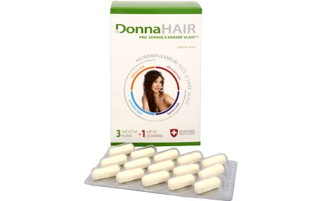 Simply You Donna Hair 90 tob. + 30 tob. ZDARMA