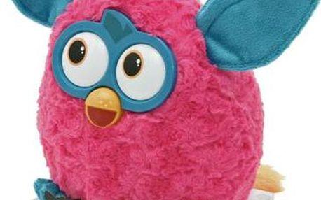 Furby Mohican plyšový, 20cm Rood