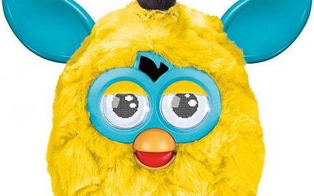 Furby Cool žlutá-modrá - II. jakost
