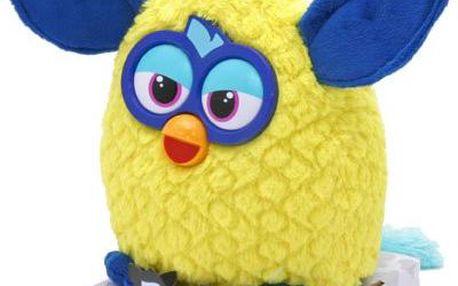 Furby Mohican plyšový, 20cm Glee
