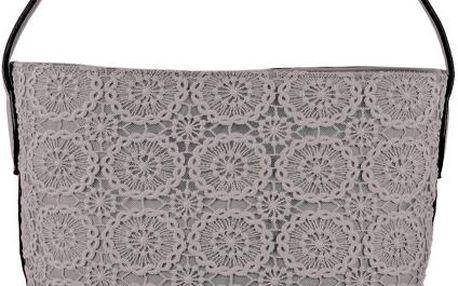 Bulaggi Elegantní kabelka Light Grey 29812-18
