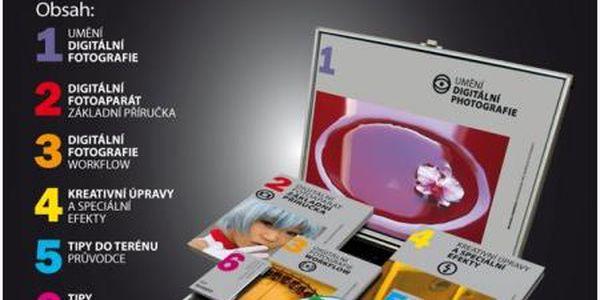 Kufr knih - Kompendium pro digitální fotografy