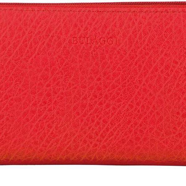Bulaggi Elegantní peněženka Red 10363-69