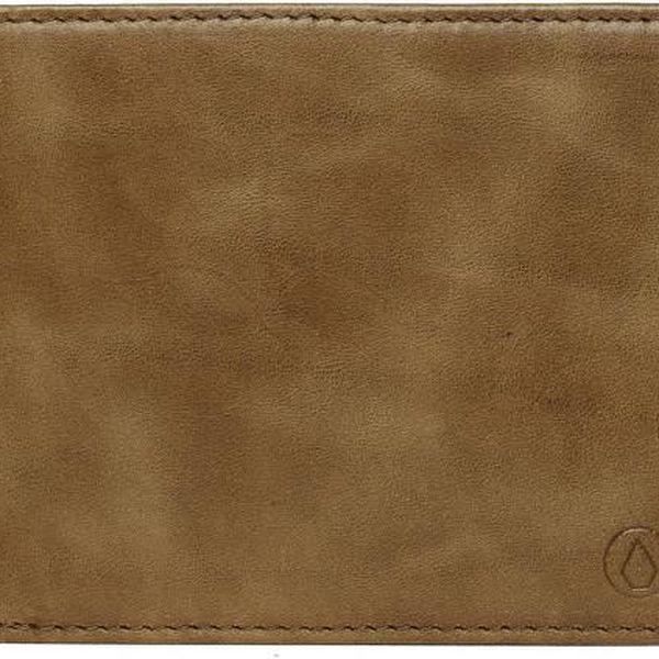 Volcom Peněženka Vlcm Wallet Natural D6031481-NAT
