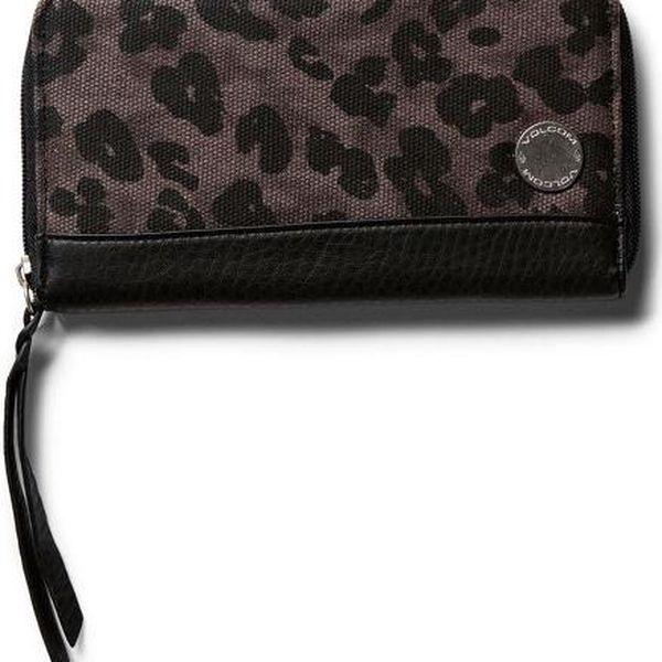 Volcom Peněženka Outta Town Wallet Black E6011504-BLK