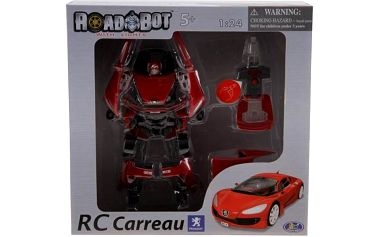 Transformers Alltoys - RC robot, Carreau 1:24