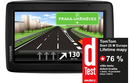 TOMTOM Start 25 EU45 Lifetime - 1EN5.002.18