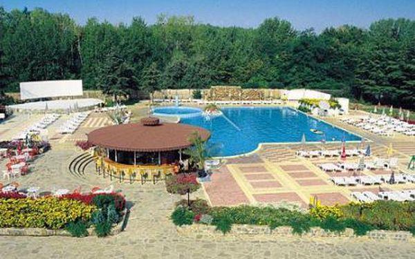 Park Hotel Continental, Bulharsko, Černomořské pobřeží, 8 dní, Letecky, All inclusive, Alespoň 2 ★★, sleva 20 %, bonus (Levné parkování na letišti: 8 dní 499,- | 12 dní 749,- | 16 dní 899,- )